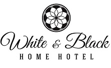 White & Black Home