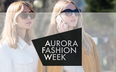 Неделя моды AURORA FASHION WEEK Russia 2015 в СПб!