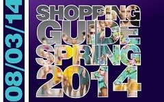 8 марта 2014г: SHOPPING GUIDE SPRING-2014 в ТРК «Сити Молл»!