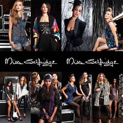 Miss Selfridge (Мисс Селфридж)